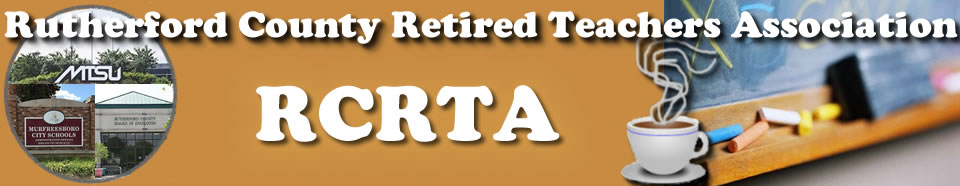 RCRTA – Rutherford County Retired Teachers
